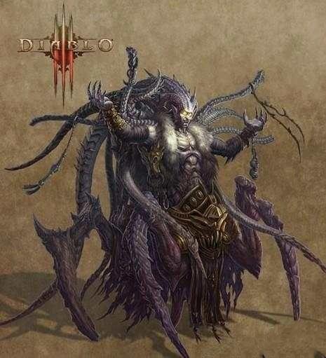 K4power Game Express: Diablo 3 hell seven fiend graphic ...