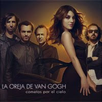 LA OREJA DE VAN GOGH, NÚMERO UNO EN VENTAS DIGITALES DE DISCOS Y ÁLBUMES EN ITUNES STORE ESPAÑA