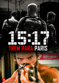 15h17 – Trem Para Paris Dublado Online