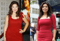 skinny fiber canada - woman before & after