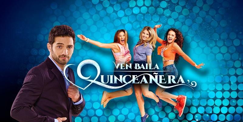Ven baila Quinceañera capitulo 9 Lunes 14 de Diciembre del 2015