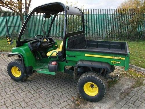 ebay scam hunter 2008 john deere hpx gator. Black Bedroom Furniture Sets. Home Design Ideas