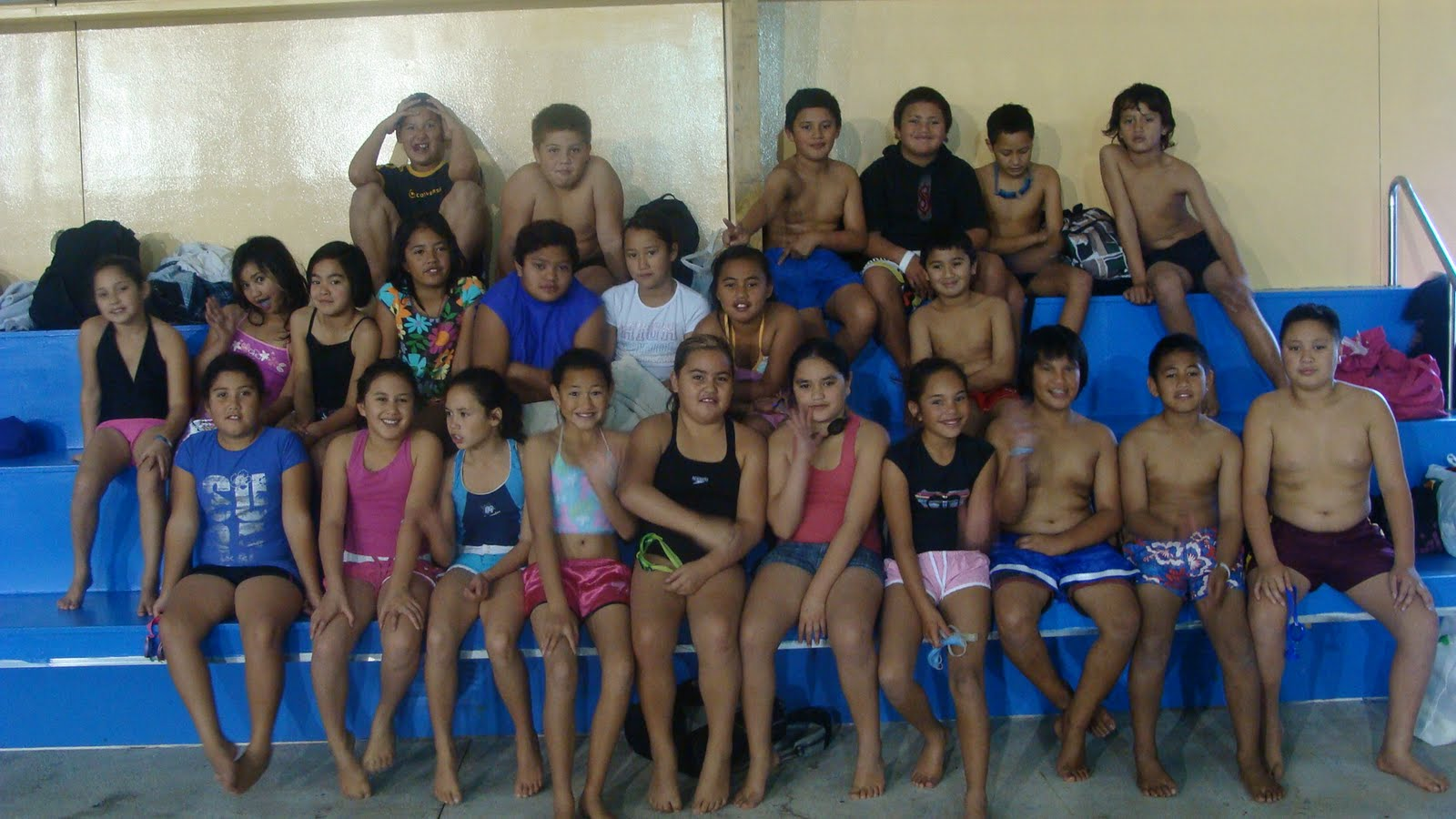 Strathmore 7th Heaven Interschool Swimming Sports Reppin 39 Strathmore School