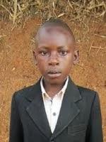 Kwizera Yves - Rwanda (RW-339), Age 10
