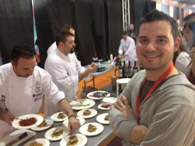 Chef Orielo y cocineros 4.0 Dani Álvarez