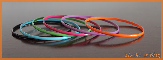 colorful braclet