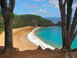 Una Playa inolvidable de Brasil
