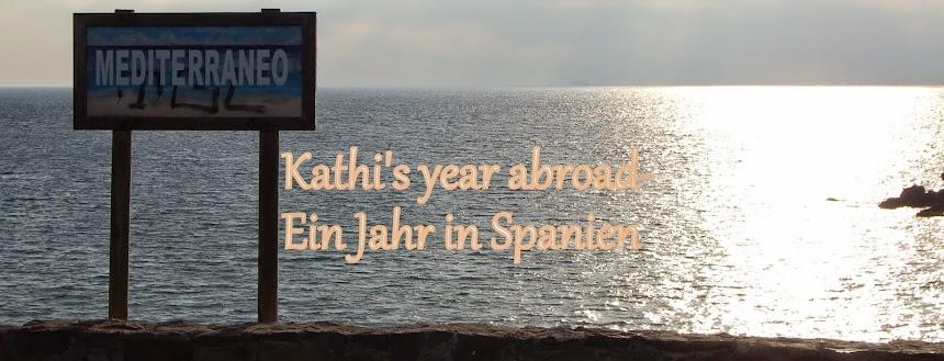 Un año en España - Kathi's Jahr in Spanien