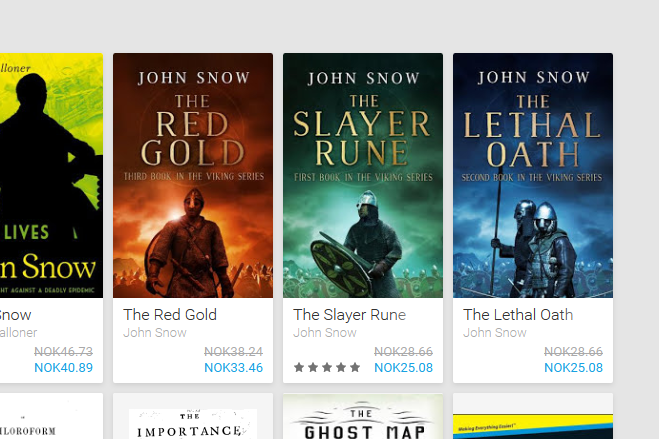 John Snow on Google Play.