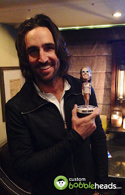 Jake Owen Country Music Custom Bobblehead Gift