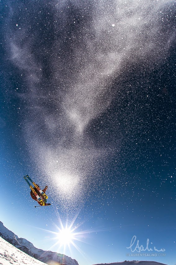 ski freestyle - ©LAURENT SALiNO