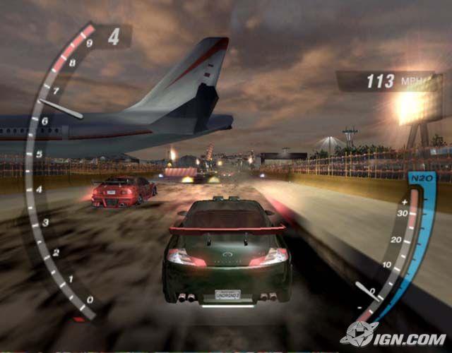 Скачать игру Need For Speed Underground 2 - полная версия. как установить e