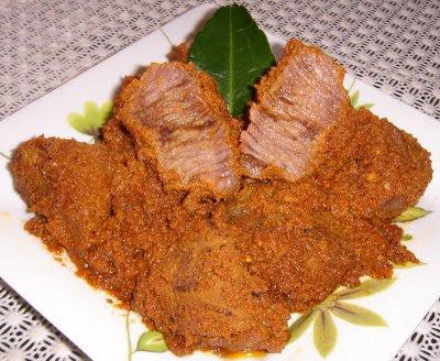 resep rendang