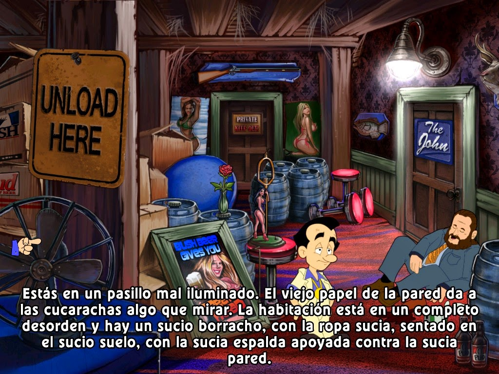 juego completo leisure suit larry: