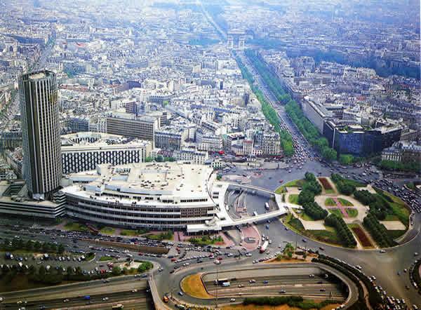 Paris ci le grand michel au palais des congr s - Hotel meridien paris porte maillot ...