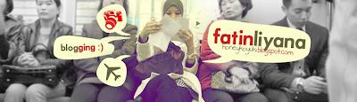 Blog Fatin Liyana