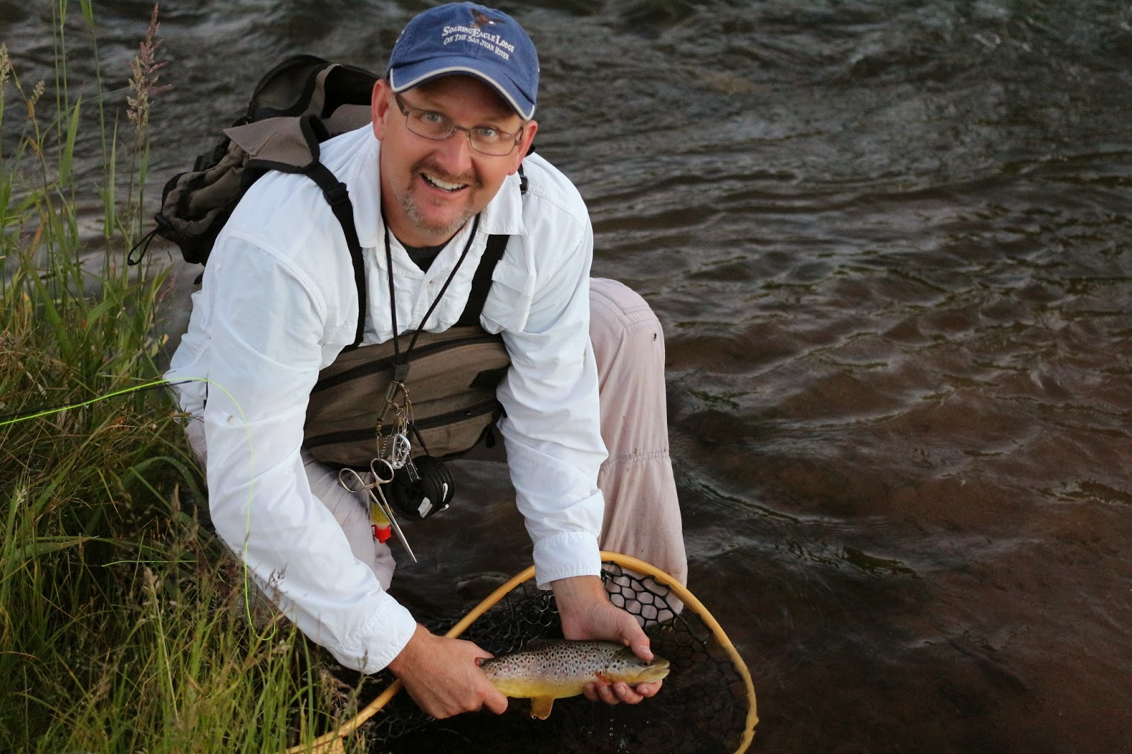 7 3 14 colorado fishing report jay scott outdoors for Jds fish report