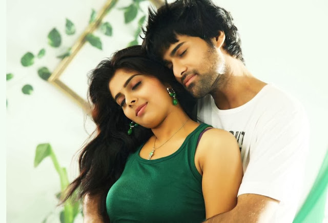 Photo Feature: Love You Bangaram Film Couple