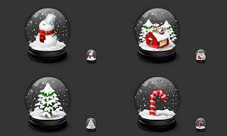 free christmas icons 2012
