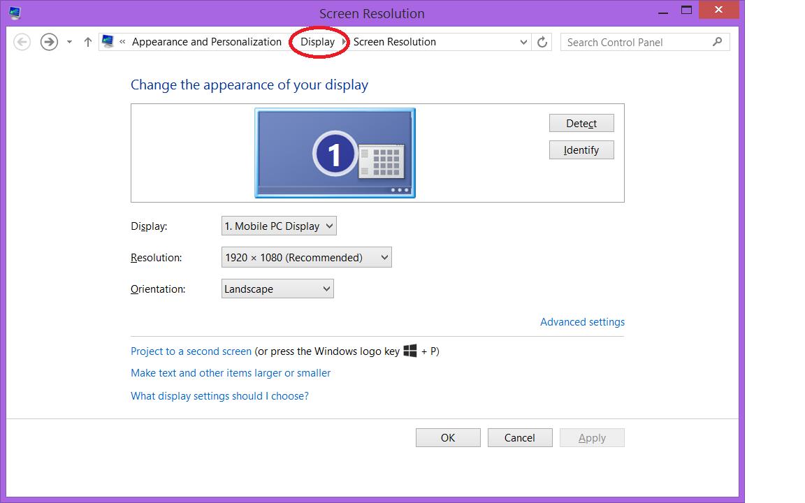 google chrome problems windows 8.1