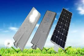 Komponen-komponen PJU Solar Cell