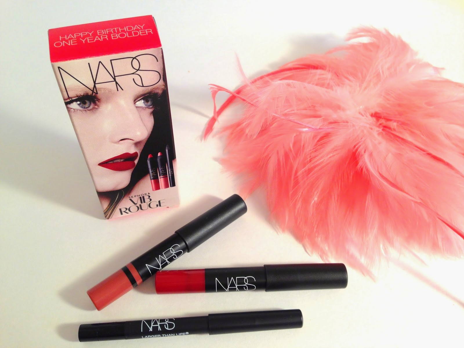 Have You Seen This Years Sephora VIB Rouge Birthday Gift Gorgeous NARS Set Includes