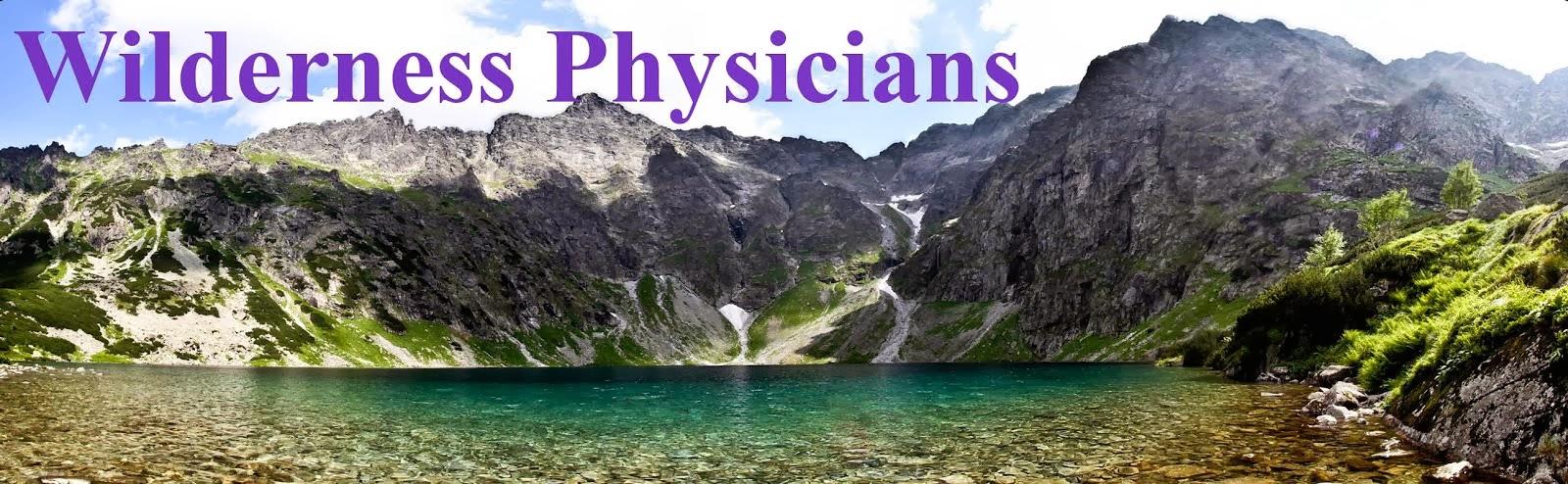 Wilderness Physicians