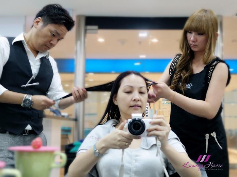 naoki yoshihara shiseido hair treatment review