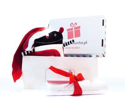 Pudło Malucha wyłącznie z polskimi produktami - doskonały pomysł na prezent