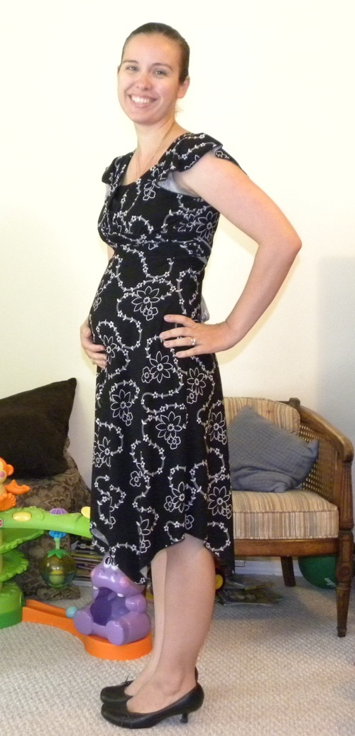 This pregnancy has been the easiest by far, so far, although there have been ...