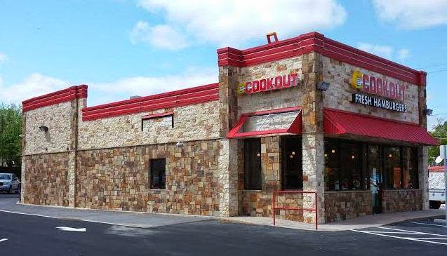 Cookout milledgeville