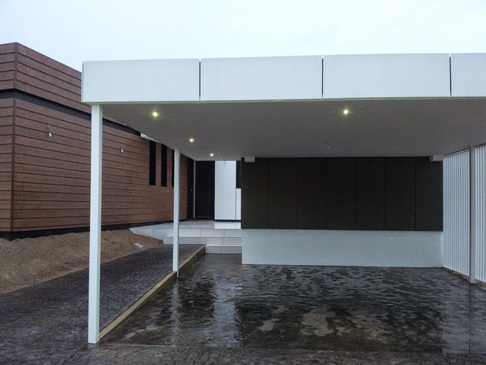 Garaje abierto de Resan Modular