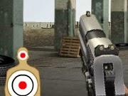 game Tập bắn bia, game bắn súng hay tại GameVui.biz