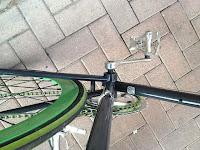 Bicicleta de carretera 54, estètica Urban de segona mà