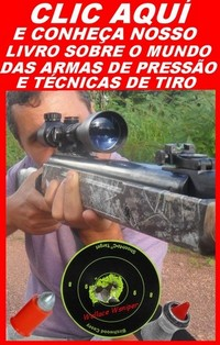 CLIC NO BANNER ABAIXO,PARA VER NOSSO LIVRO COM AS MELHORES TÉCNICAS DE TIRO.