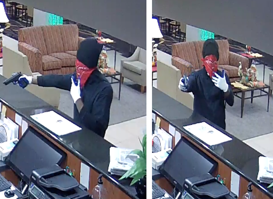 Warner Robins Police Department: Suspect Sought in Hotel ...