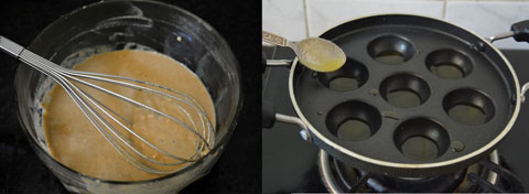 wheat appam batter