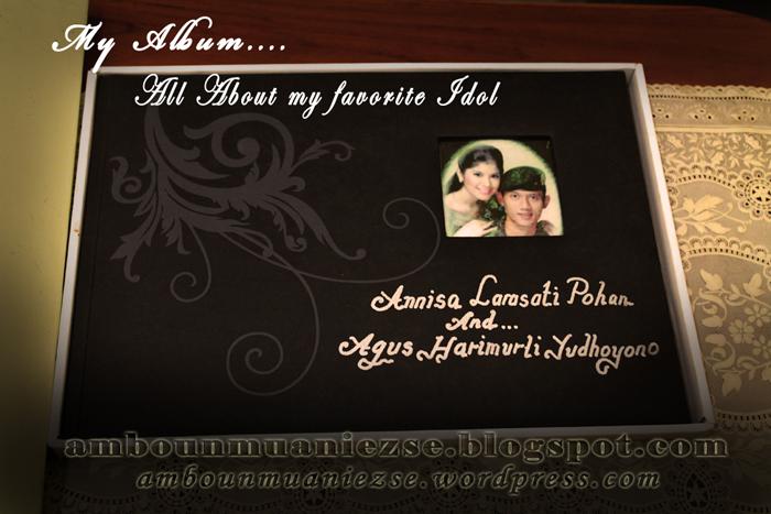 Amboun Muaniez'se : Annisa Larasati Pohan & Agus Harimurti Yudhoyono ...