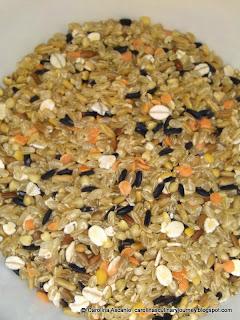 Multigrain Rice (Taiwan)