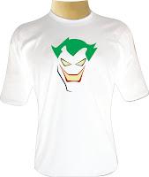 Camisetas Super Heróis