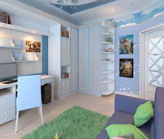 Room Design on 3d Design