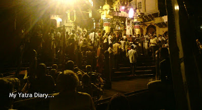 Yamuna Evening Arti in Mathura