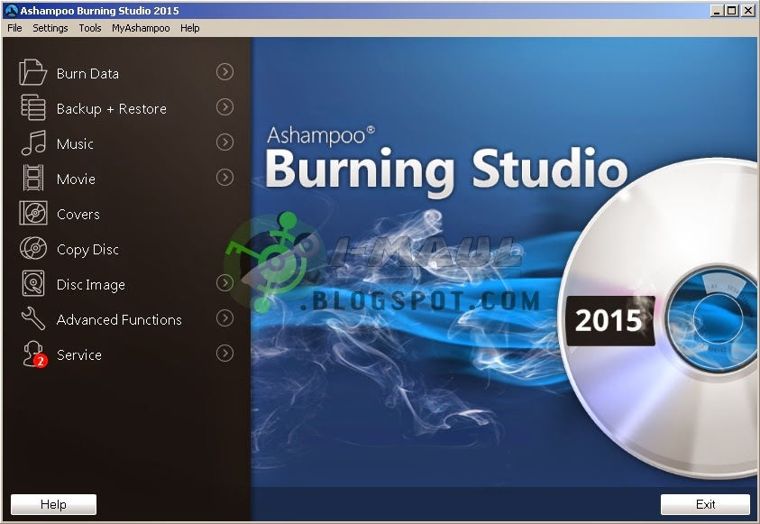 Download Ashampoo Burning Studio 2015 Full Version