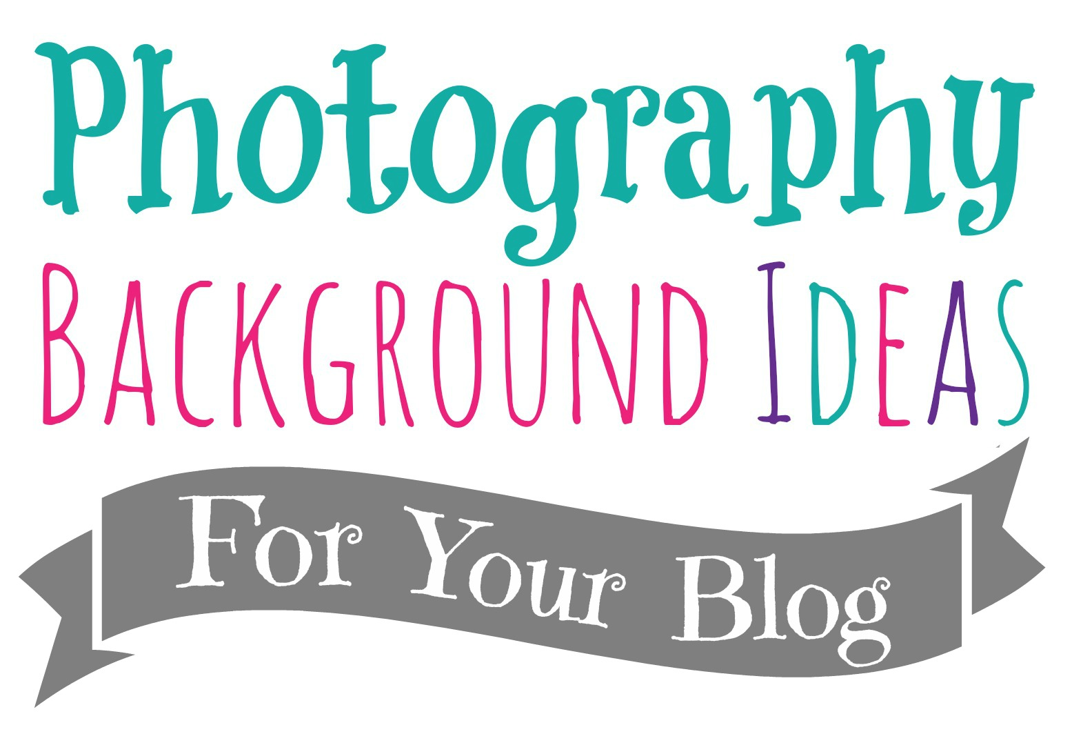 Blog Photography Background Ideas Happy Go Lucky