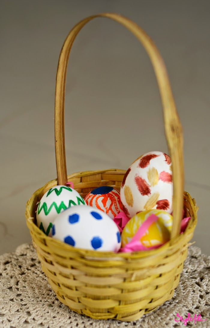 Diy painted easter eggs style file diy easter eggs paint art crafts do it yourself solutioingenieria Choice Image