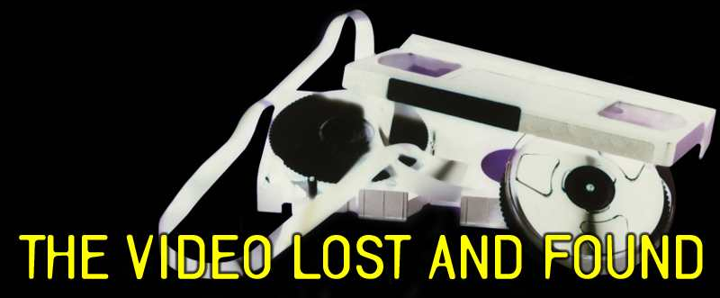 The Video Lost And Found