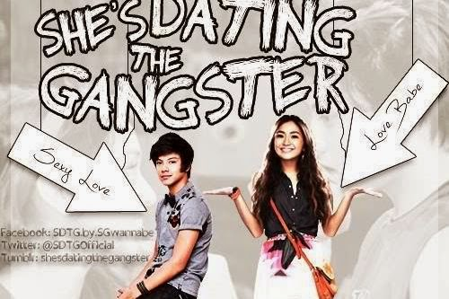 M dating a gangster