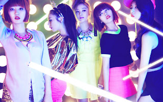 Wonder Girls Like This Top 10 Kpop Songs 2012
