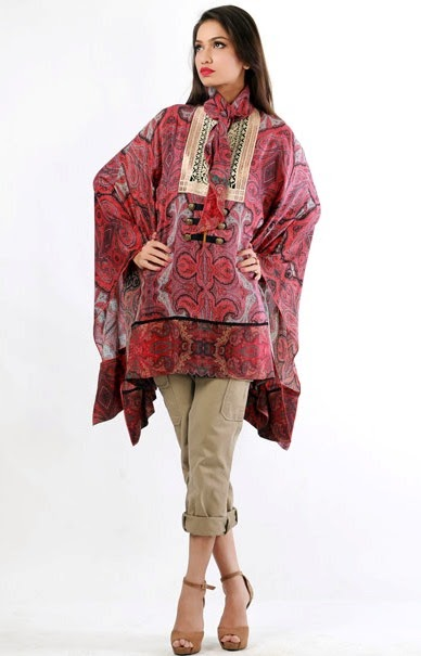 Shamaeel Ansari Luxury Pret Wear Collection