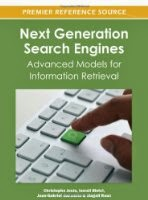 Next Generation Search Engines: Advanced Models for Information Retrieval